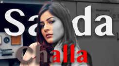 Watch Latest Punjabi Music Video Song 'Saada Challa' Sung By Raja Game Changerz Featuring Shehnaz Gill