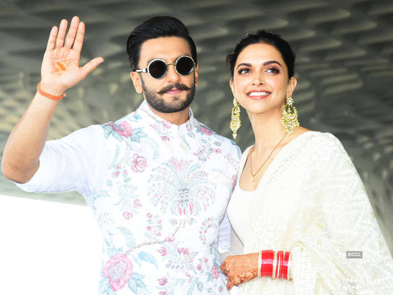 Ranveer Singh on spending lockdown with Deepika Padukone: After marriage it was crazy busy so it's given us time to re-discover each other