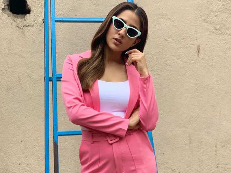 Sara Ali Khan's wardrobe is just what we need this summer