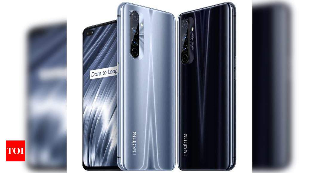 Realme X50 Pro Play with Snapdragon 865, up to 12GB RAM launched – Times of India