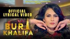 Watch New Punjabi Hit Song Music Video - 'Burj Khalifa' Sung By King Kaazi Feat. Fateh