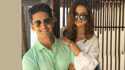 Watch actor couple Ravi Dubey and Sargun Mehta talk about their lockdown life, being on screen after a decade and more...