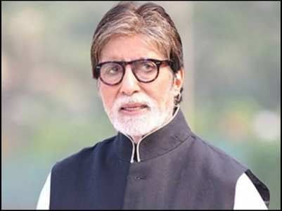 Big B donates food packets and 20,000 PPE kits