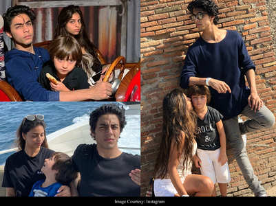FIVE priceless moments of AbRam