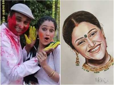 Taarak: Mayur draws a sketch of sister Disha