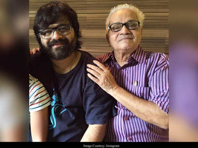 Pritam's father passes away in Mumbai