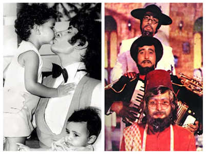 Big B marks 43 yrs of Amar Akbar Anthony
