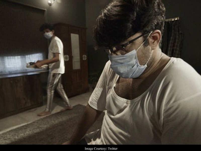 Ram Gopal Varma shoots a film on Coronavirus amidst lockdown, Amitabh Bachchan gives a shout-out to 'Sarkaaar'