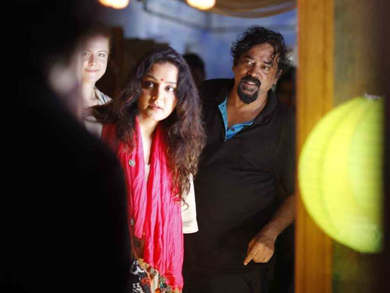 Santosh Sivan: I always wanted to work with Manju Warrier for a unique project