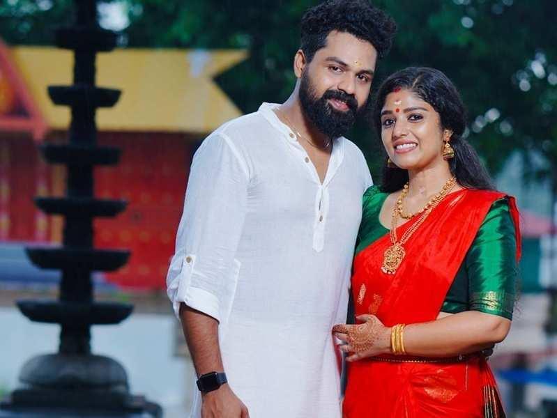 Chembarathi actress Amala Gireesan gets married to Prabhu