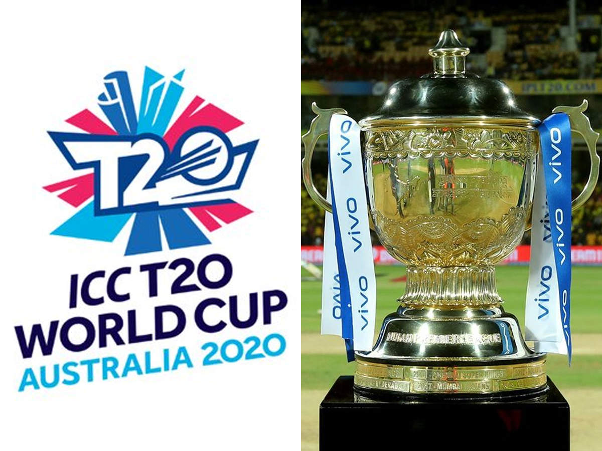 IPL 2020 Date: ICC World T20 to be postponed to 2022, October window for IPL  | Cricket News - Times of India
