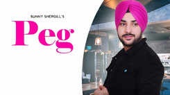 Watch Latest Punjabi Official Lyrical Video Song 'Peg' Sung By Sunny Shergill