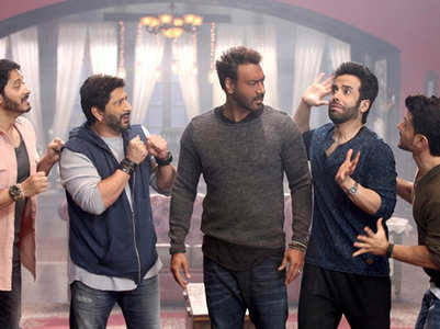 Rohit Shetty is keen to start 'Golmaal 5'