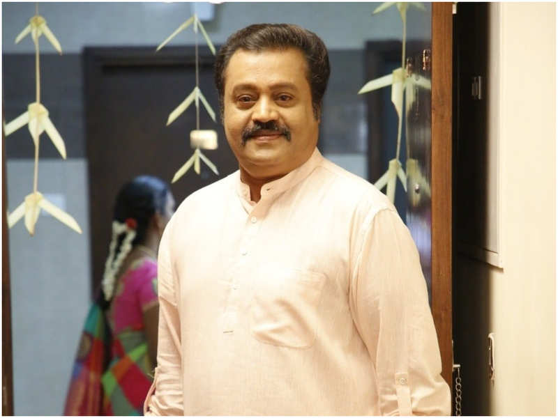 Suresh Gopi makes his debut on a popular photo-sharing app; his first post will surprise you!