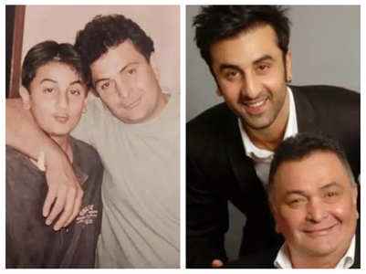 When Rishi talked about his bond with Ranbir