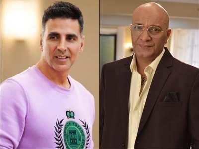 Akshay Kumar donates 45 lacs to CINTAA