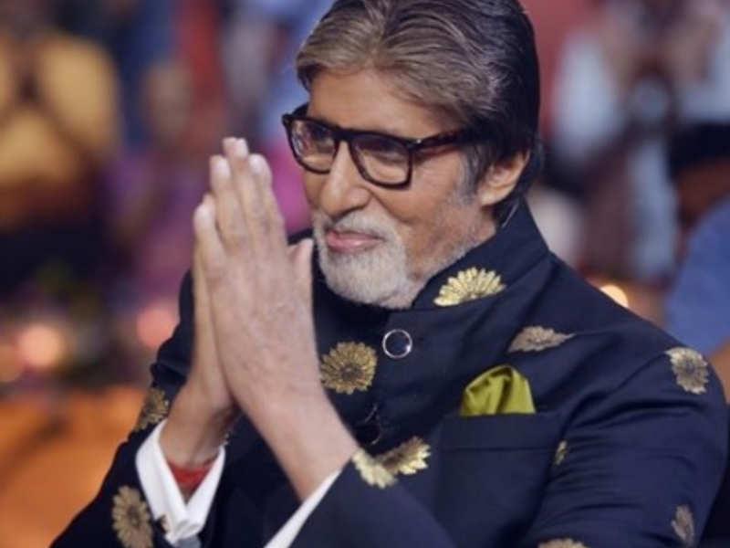 Amitabh Bachchan's simple question left netizens baffled