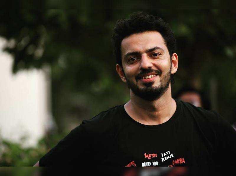Dhwani Gautam lends his voice for the Hindi version of Tari Mari Vato