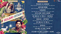 Watch Latest Hindi Music Audio Songs Jukebox From Movie 'Gulabo Sitabo'
