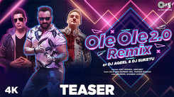 Watch Latest Hindi Song Teaser 'Ole Ole 2.0' (Remix) Sung By Amit Mishra