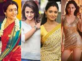 Trisha to Tamannaah: Five Tamil actresses who look perfect in both traditional as well as modern roles