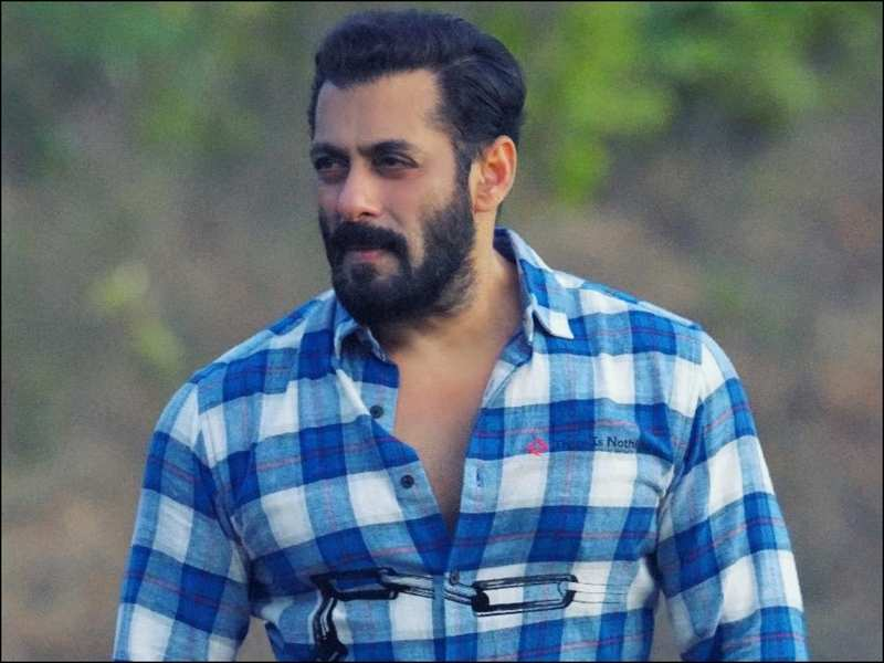 Salman Khan thanks everyone for the response on his song 'Bhai ...