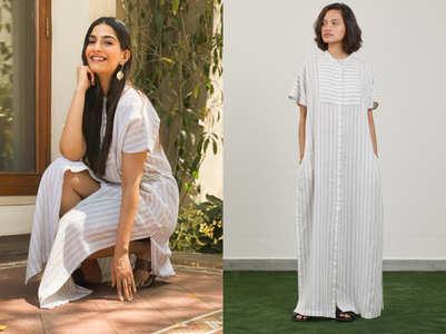 Viral: Sonam's white 'balcony dress'
