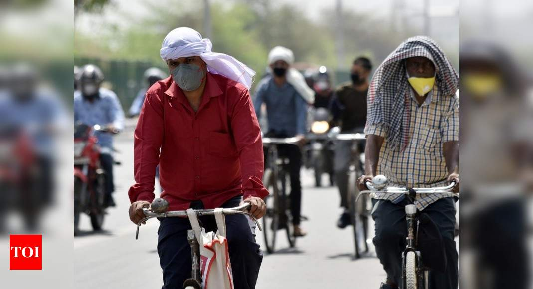 Mercury nears 50-degree mark in Delhi, Rajasthan; IMD says no immediate respite in sight | India News – Times of India