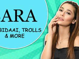 Exclusive - Bidaai's Sara Khan on breaking the bahu image, trolls & lip filler going wrong