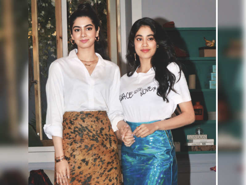 Janhvi Kapoor: For me, the definition of cool is my sister Khushi