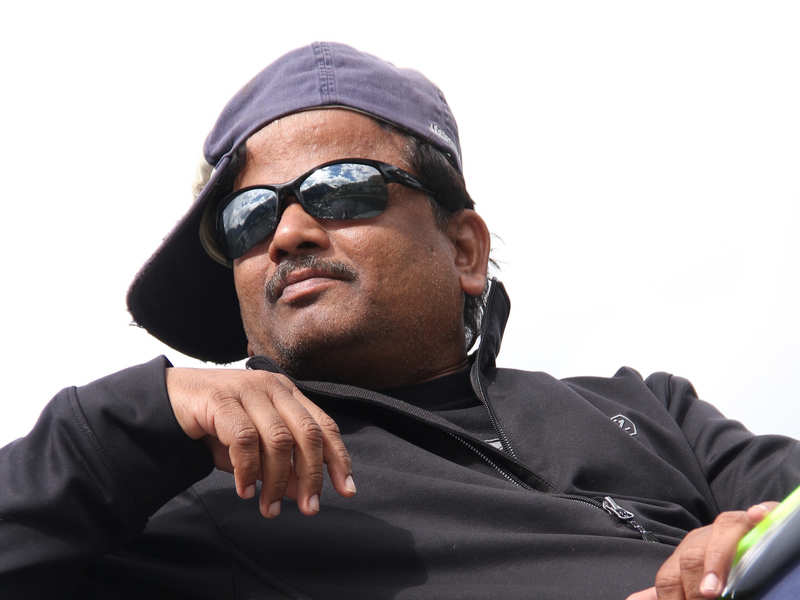 I'd witnessed a locust attack while shooting Maattrraan: KV Anand