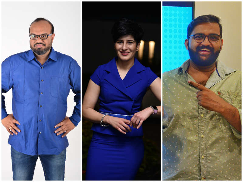 Panel discussion with comedians: Is online the new venue for stand-up comics?