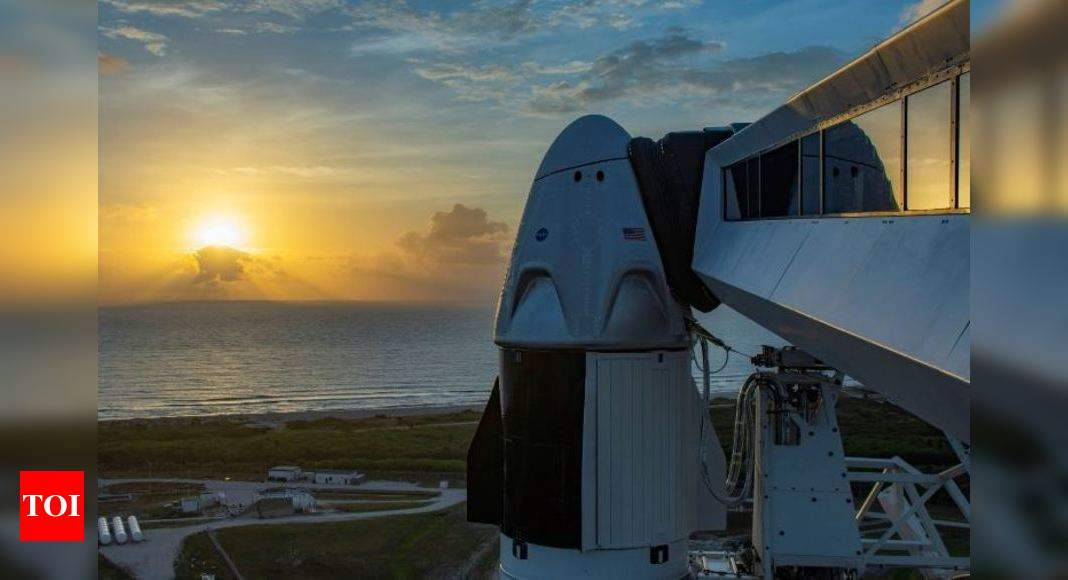 SpaceX-NASA crewed mission postponed due to bad weather