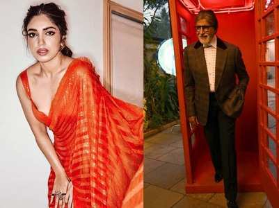 Bhumi calls Big B the most baller person ever