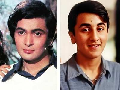 RK is a spitting image of his papa Rishi