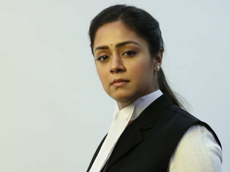 When Jyotika continued to shoot despite having fever