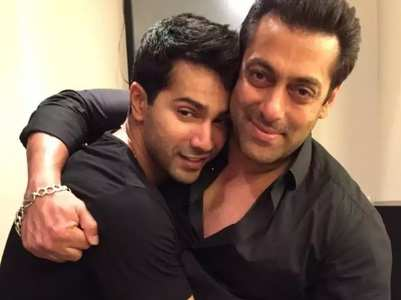 Varun is all praise for Salman's latest song