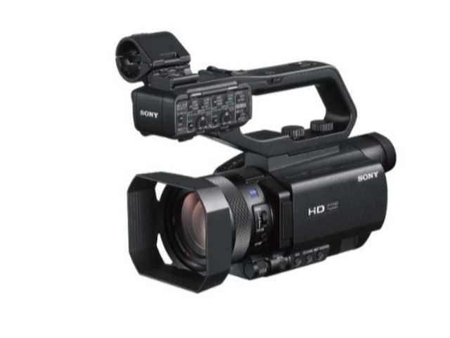 Sony launches HXR-MC88 camcorder with Exmor RS CMOS image sensor at Rs 1,04,900