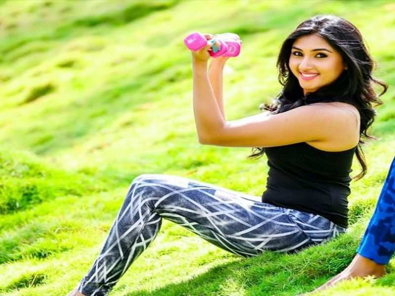 Get ready to be fit with Ragini Chandran