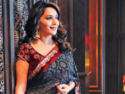 Madhuri speaks on her debut as a singer