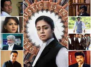 From Ajith, Vijay to Rajinikanth and Kamal Haasan, these actors have made their lawyer roles memorable