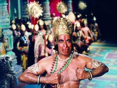 Vindu reveals how his father got Ramayan