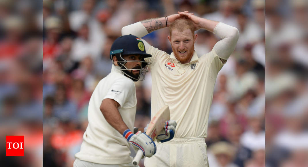 Virat Kohli right guy to take Indian cricket forward, Ben Stokes is best cricketer now: Ian Botham | Cricket News – Times of India
