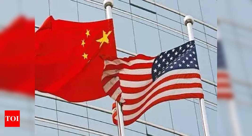 Chinese graduate students may be next hit by US-China tensions – Times of India
