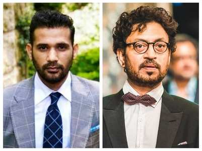 Sohum Shah remembers Irrfan Khan