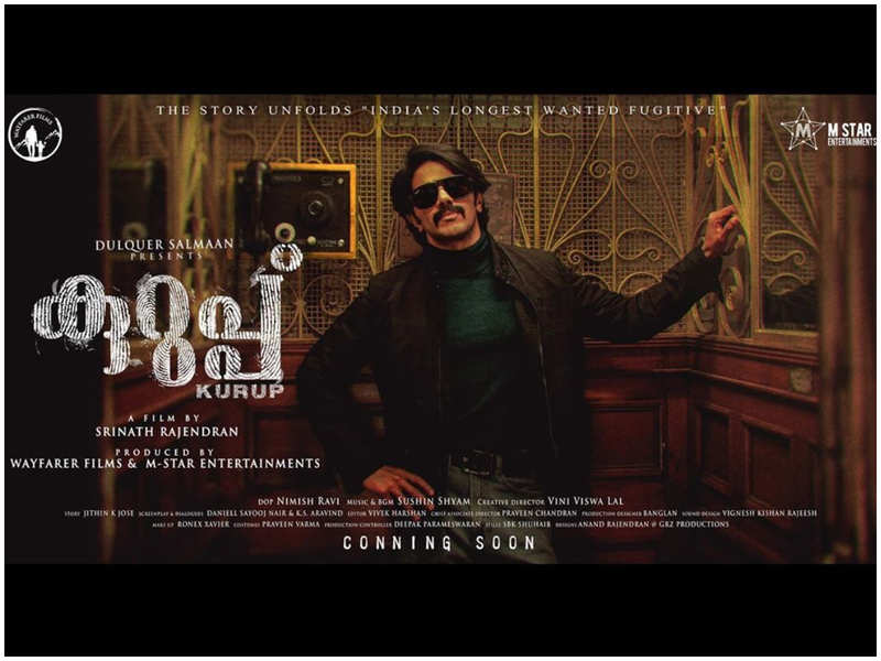 Buzz: Is 'Kurup' Dulquer Salmaan's most expensive project?