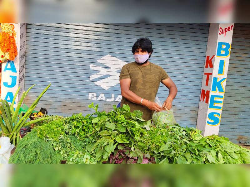 Former Bigg Boss runner-up Diwakar turns vegetable vendor during lockdown
