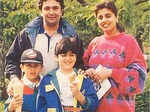 Rishi Kapoor throwback pictures