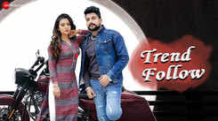 Watch New 2020 Punjabi Song Audio 'Trend Follow' Sung By B Happy