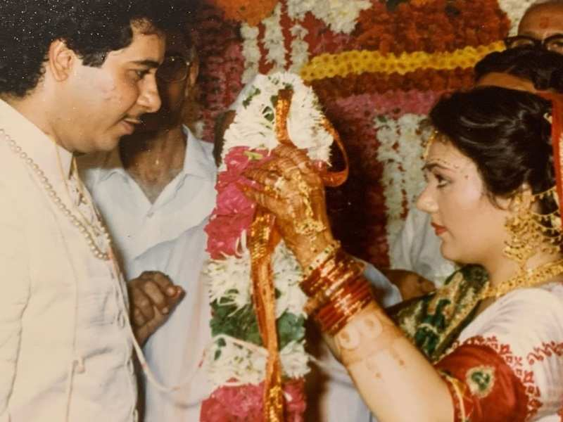 Ramayan's 'Sita' Dipika Chikhlia shares unseen photo from her real life wedding